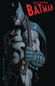 All Star Batman #1 Comic Cover