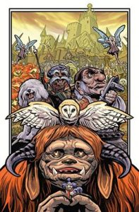 Jim Henson's Labyrinth Special Comic Cover