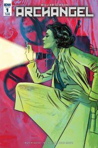 Archangel #1 Comic Cover