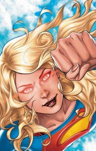 Supergirl Rebirth #1 Comic Cover