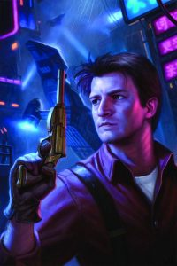 SERENITY NO POWER IN THE VERSE #1 Comic Book Cover