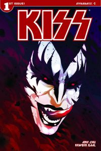 AUG161481 - KISS #1 CVR A MONTES DEMON