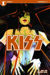 AUG161482 - KISS #1 CVR B MONTES STARCHILD