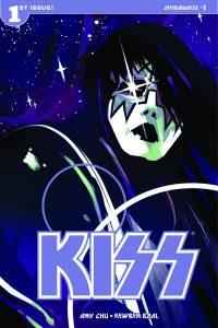 AUG161483 - KISS #1 CVR C MONTES SPACEMAN