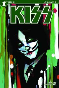 AUG161484 - KISS #1 CVR D MONTES CATMAN
