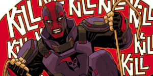 FOOLKILLER #1 Comic Book Cover