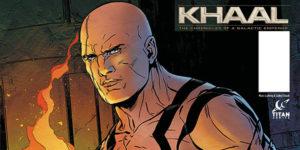 KHAAL #1 Comic Book Cover