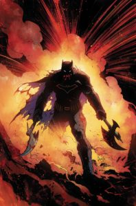 DC COMICS, DARK NIGHTS: METAL #1