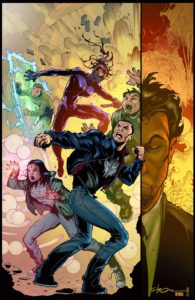 CATALYST PRIME INCIDENTALS #1