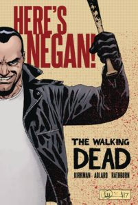 WALKING DEAD: HERE'S NEGAN HC