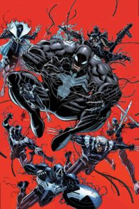VENOMVERSE #1 Comic Book Cover