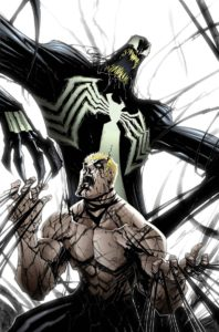VENOM #154 Comic Book Cover