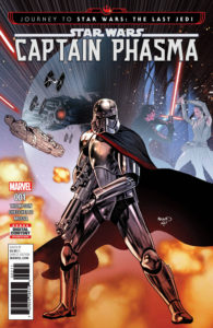 JOURNEY TO STAR WARS: LAST JEDI - CAPT PHASMA [2017] #1