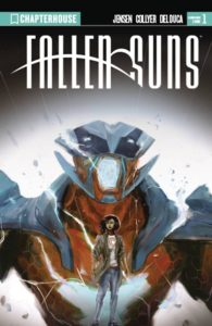 FALLEN SUNS #1 Comic Book Cover