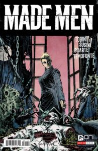 MADE MEN #1 Comic Book Cover