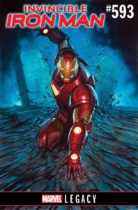 INVINCIBLE IRON MAN [2017B] #593