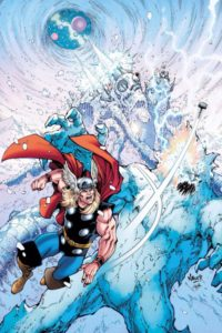 THOR: WHERE WALK THE FROST GIANTS [2017] #1