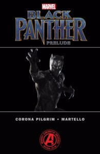 MARVEL'S BLACK PANTHER PRELUDE [2017] #1