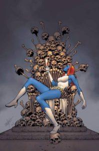 ASTONISHING X-MEN #4 Comic Book Cover