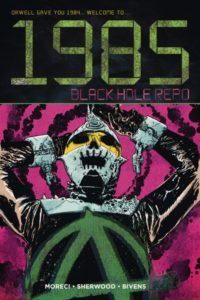 1985 BLACK HOLE REPO #1