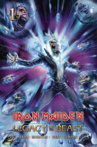 IRON MAIDEN: LEGACY OF THE BEAST [2017] #1