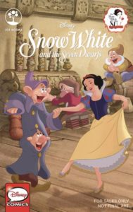 DISNEY SNOW WHITE AND THE SEVEN DWARFS 80TH ANNIVERSARY