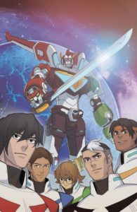 VOLTRON LEGENDARY DEFENDER [2017] #1