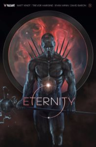 ETERNITY #1 Comic Book Cover