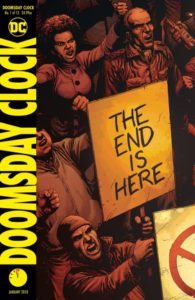 DOOMSDAY CLOCK [2018] #1