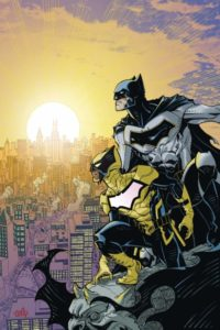 BATMAN AND THE SIGNAL [2018] #1