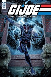 GI JOE: A REAL AMERICAN HERO [2010] #246