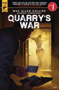 QUARRY'S WAR [2017] #1