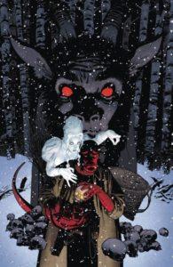 HELLBOY: KRAMPUSNACHT [2017] #1 Comic Book Cover
