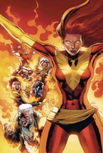 PHOENIX RESURRECTION: THE RETURN OF JEAN GREY [2018] #1 Comic Book Cover