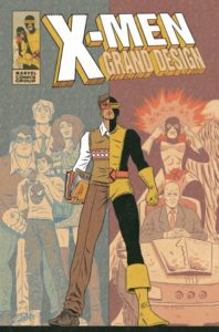 X-MEN: GRAND DESIGN [2018] #1 Comic Book Cover