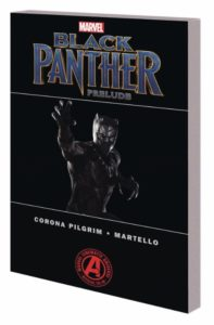 MARVEL'S BLACK PANTHER PRELUDE [2017-TPB]