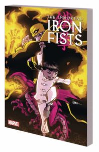IMMORTAL IRON FISTS [2018-TPB]