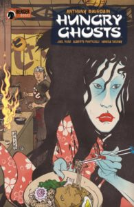HUNGRY GHOSTS [2018] #1 Comic Book Cover
