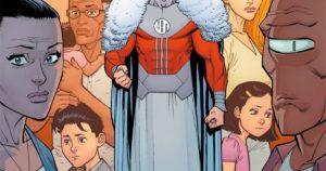 INVINCIBLE [2003] #144 Comic Book Cover