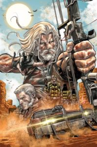 OLD MAN HAWKEYE [2018] #1