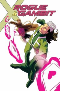 ROGUE AND GAMBIT [2018] #1