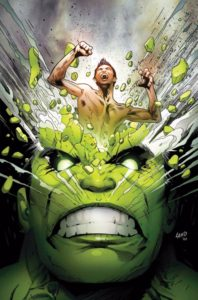 INCREDIBLE HULK [2017] #712 Comic Book Cover