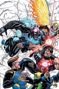 X-MEN: BLUE ANNUAL [2018] #1