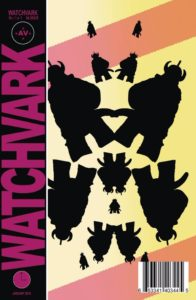 WATCHVARK [2018] #1 Comic Book Cover