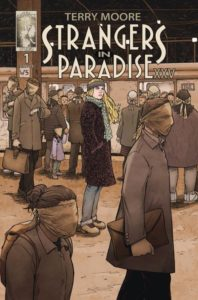 STRANGERS IN PARADISE XXV [2018] #1