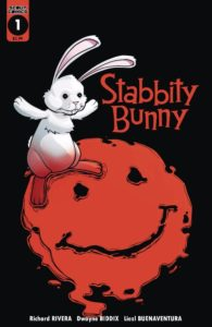STABBITY BUNNY [2018] #1 Comic Book Cover