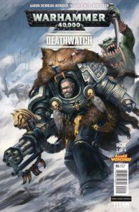 WARHAMMER 40,000: DEATHWATCH [2018] #1