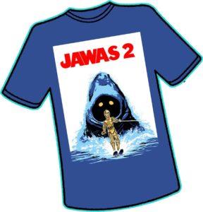 JAWAS 2 T-shirt