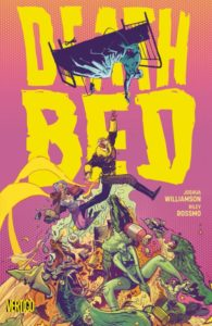 DEATHBED [2018] #1 Comic Book Cover