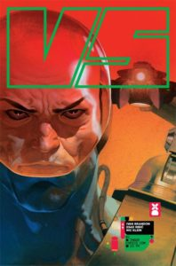 VS [2018] #1 Comic Book Cover